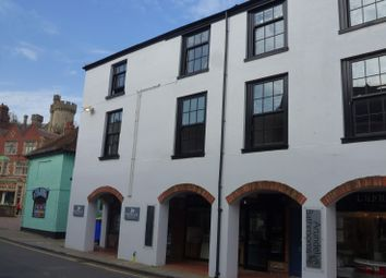 Thumbnail 2 bed flat to rent in High Street, Arundel