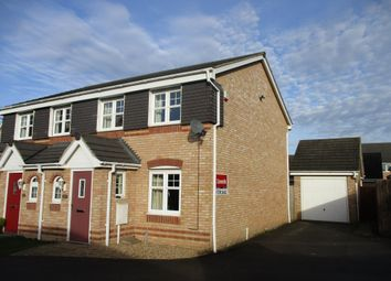 Thumbnail 3 bedroom semi-detached house for sale in Rochester Road, Corby