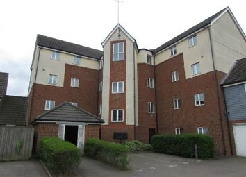 Thumbnail 2 bedroom flat for sale in Ganymede Close, Ipswich
