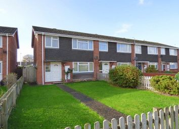 Thumbnail 3 bed end terrace house for sale in Lime Close, Worle, Weston-Super-Mare