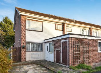 Thumbnail 3 bed end terrace house for sale in Eleanor Avenue, Epsom, Surrey