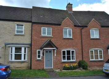 Thumbnail 3 bed terraced house for sale in Ironstone Close, Redhouse, Swindon