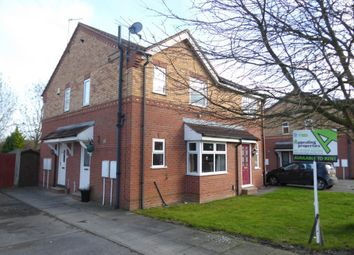 Thumbnail 1 bedroom semi-detached house to rent in St James Close, York, North Yorkshire