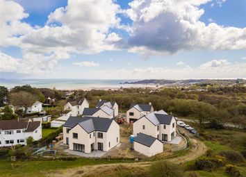 Thumbnail 5 bed detached house for sale in Gower Court, Mayals, Swansea, Swansea