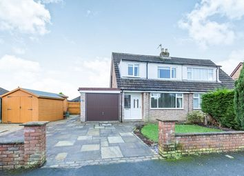 Thumbnail 3 bedroom semi-detached house for sale in Worcester Avenue, Garstang, Preston