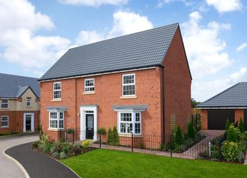 "Thumbnail 5 bed detached house for sale in ""Henley"" at Kingston Way, Market Harborough"