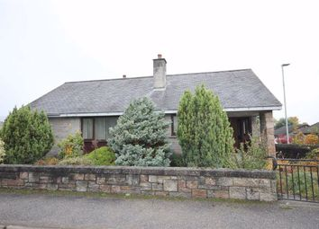 Thumbnail 2 bed detached bungalow for sale in Hill Street, Dufftown, Keith
