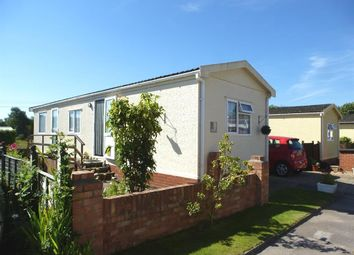 Thumbnail 2 bed mobile/park home for sale in Sunningdale, Mobile Home Park, Colden Common, Winchester