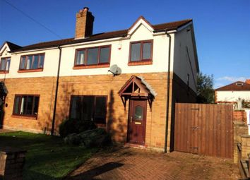 Thumbnail 3 bed semi-detached house for sale in Stout Street, Leigh, Lancashire