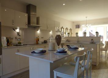 Thumbnail 4 bed detached house for sale in Lymington Bottom Road, Medstead, Alton