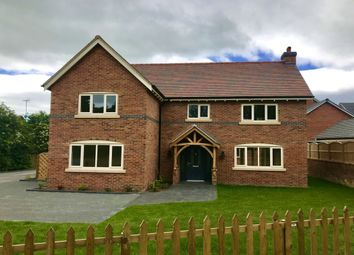 Thumbnail 6 bed detached house for sale in Chester Road, Nomans Heath, Malpas