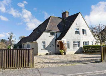 Thumbnail 3 bed semi-detached house for sale in Barnham Lane, Walberton, Arundel, West Sussex