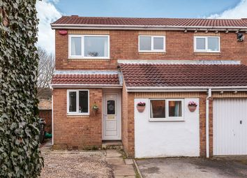 Thumbnail 3 bed semi-detached house for sale in Linnhe Avenue, Bradford