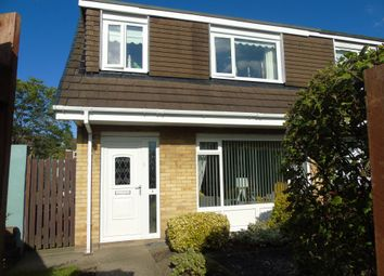 Thumbnail 3 bed bungalow for sale in Honiton Way, North Shields