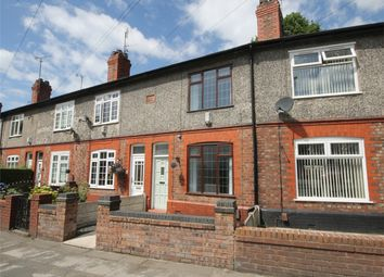 Thumbnail 2 bed terraced house for sale in Station Road South, Padgate, Warrington