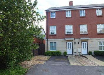 Thumbnail 4 bed town house to rent in Foundry Close, Melksham, Wiltshire