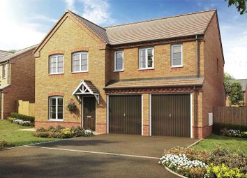 Thumbnail 5 bed detached house for sale in Powyke View, Powick, Worcestershire