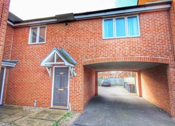 Thumbnail 1 bed terraced house to rent in Croyland Drive, Elstow, Bedford