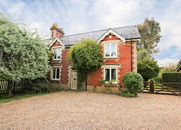 Thumbnail 3 bed semi-detached house for sale in Stetchworth Road, Woodditton