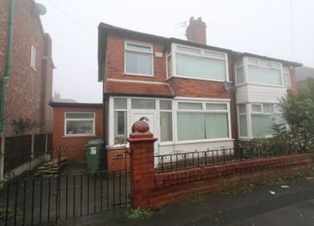 Thumbnail 3 bedroom semi-detached house for sale in Palm Street, Droylsden, Manchester