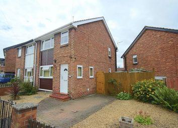 Thumbnail 3 bedroom semi-detached house for sale in Salisbury Road, Market Drayton