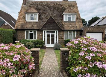 Thumbnail 2 bed detached house for sale in Tudor Close, Seaford