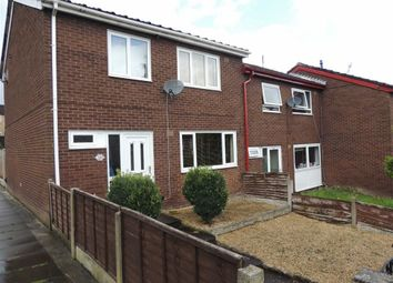 Thumbnail 3 bedroom end terrace house for sale in Marlhill Close, Offerton, Stockport
