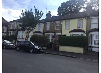 Thumbnail 3 bed terraced house for sale in Tanfield Road, Croydon