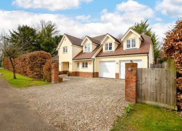 Thumbnail 6 bed detached house for sale in Heathfield, Royston