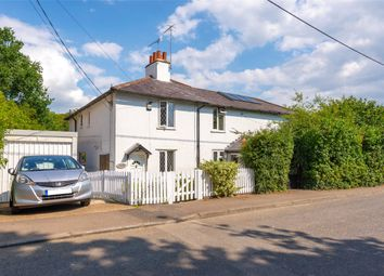 Thumbnail 2 bed semi-detached house for sale in White Hart Cottages, Horsham Road, Beare Green, Dorking