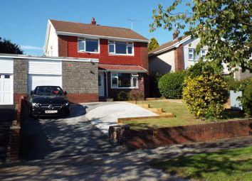 Thumbnail 4 bed detached house for sale in Rhyd Y Defaid Drive, Derwen Fawr, Swansea