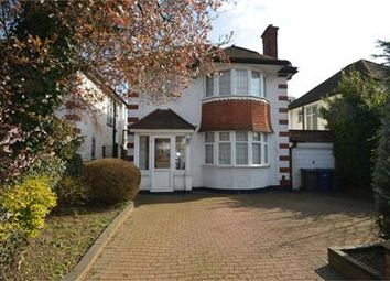 Thumbnail 3 bed detached house to rent in Selvage Lane, Mill Hill