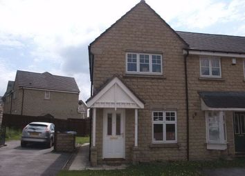 Thumbnail 2 bed semi-detached house to rent in Martin Court, Bradford, West Yorkshire