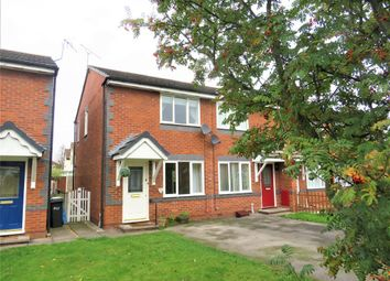 Thumbnail 2 bed end terrace house to rent in Woodall Avenue, Saltney, Chester