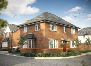 "Thumbnail 4 bed detached house for sale in ""The Brooke"" at Wood Lane, Binfield, Bracknell"