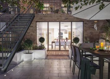 Thumbnail 4 bed town house for sale in The Mount At Millbrook Park, Morphou Road, Mill Hill, London