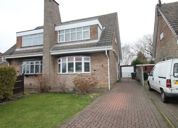 Thumbnail 3 bed semi-detached house to rent in Bridge End Avenue, Selston, Nottingham