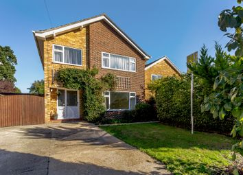 Thumbnail 4 bed detached house for sale in Cross Lane, Camberley