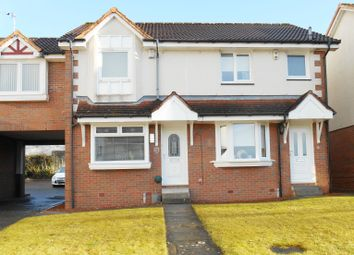 Thumbnail 2 bed end terrace house for sale in Margaretvale Drive, Larkhall