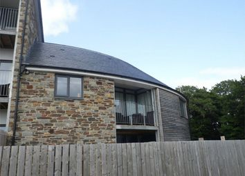 Thumbnail 2 bed flat to rent in Fettling Lane, Charlestown, St Austell, Cornwall