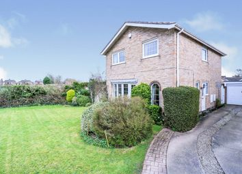 Thumbnail 4 bed detached house for sale in Miterdale, York