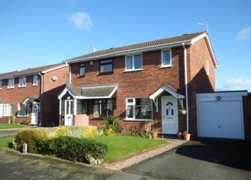 Thumbnail 2 bedroom semi-detached house for sale in Abbey Fields, Telford
