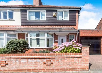 Thumbnail 3 bed semi-detached house to rent in Glendale Avenue, Burnage, Manchester