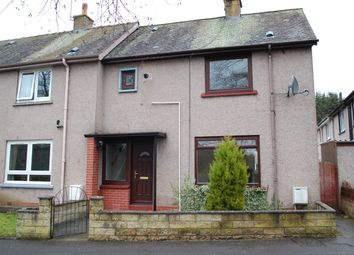 Thumbnail 2 bed semi-detached house for sale in Craighall Place, Blairgowrie