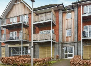 Thumbnail Flat for sale in Millward Drive, Bletchley, Milton Keynes
