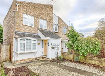 Thumbnail 3 bed semi-detached house for sale in Becketts, Hertford