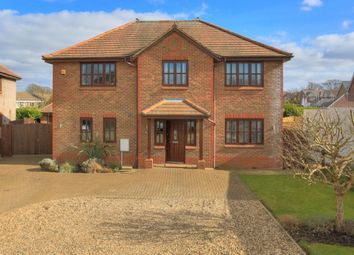 Thumbnail 4 bed detached house for sale in Derwent Road, Harpenden
