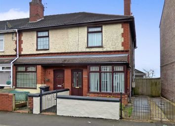 Thumbnail 3 bed end terrace house for sale in Liverpool Road, Red Street, Newcastle-Under-Lyme