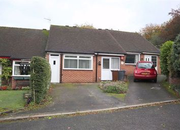 Thumbnail 2 bed terraced bungalow to rent in Morridge View, Cheddleton, Leek