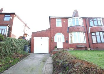 Thumbnail 3 bed semi-detached house for sale in Broadway, Chadderton, Oldham, Lancashire